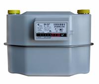 Счетчик газа BK G6T v2 (200 мм) с термокорректором