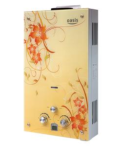 Газовая колонка Oasis Glass