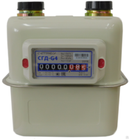 Счетчик газа СГД G4 (аналог BK G4 и NPM G4)